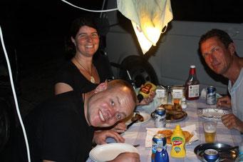 Camping-Feeling - Lake Kissimmee
