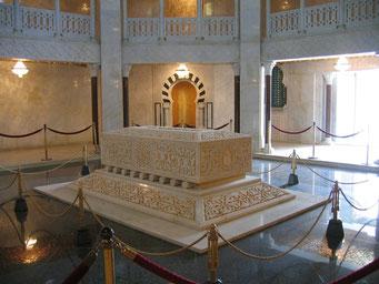 Mausoleum von Habib Bourgiba, Monastir