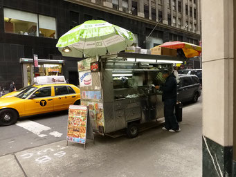Verpflegungsstand, New York City