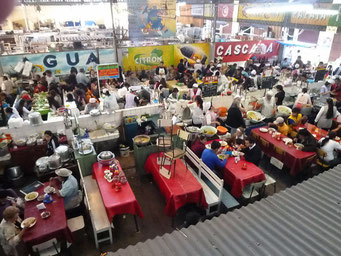 Markt in Tarija