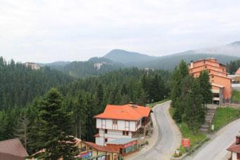 Pomporovo - der bulgarische Skiort