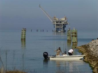 Im Golf von Mexiko wird nach wie vor überall nach Öl und Erdgas gebohrt