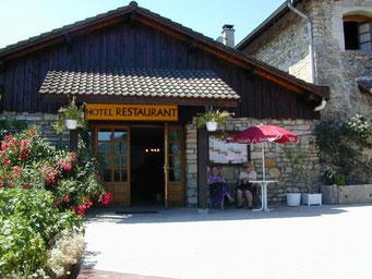 L'Auberge de Buffières