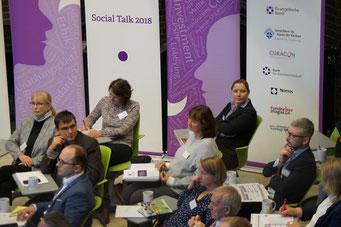 Social Talk 2018 © Sabine Schlitt, EKKW
