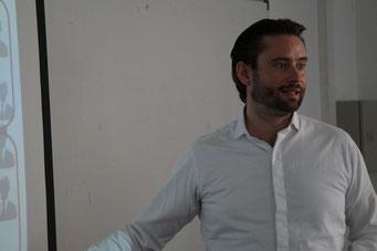Stefan F. Dieffenbacher, Digital Leadership  | Social Talk 2016 © Sabine Schlitt, EKKW