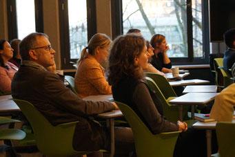 die Arena der Sozialpioniere beim Social Talk 2018 © Sabine Schlitt, EKKW