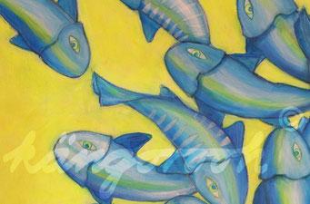 """urfa in yellow"" / Detail 1 / 2015 / Carla Graupe"