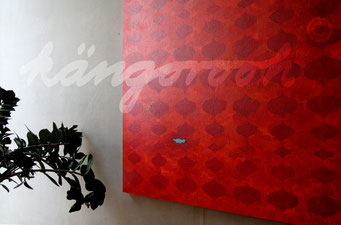 """wallpaper"" / Detail 3 / 2016 / Carla Graupe"