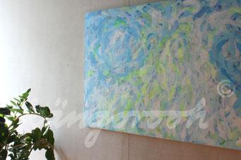 """schwarm"" / Detail 2 / 2015 / Carla Graupe"