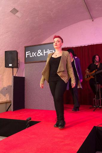 FUX & HEN - Modeschau im Klosterkeller