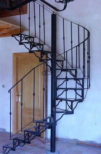 escalera modelo mejana