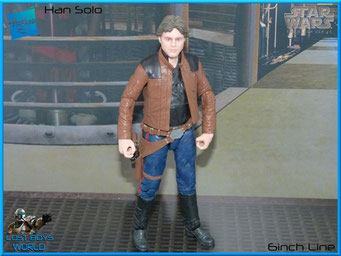 TBS - #62 - Han Solo (Young)
