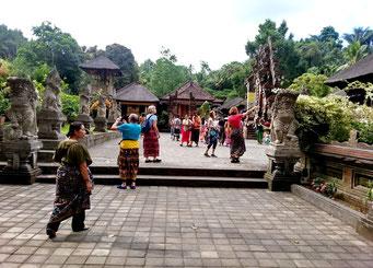 Tempel Tirta Empul (Wassertempel) Bali