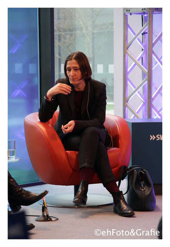 Dr. Susanne Gaensheimer, Direktorin des Museums für Moderne Kunst (MMK) Frankfurt a. M.