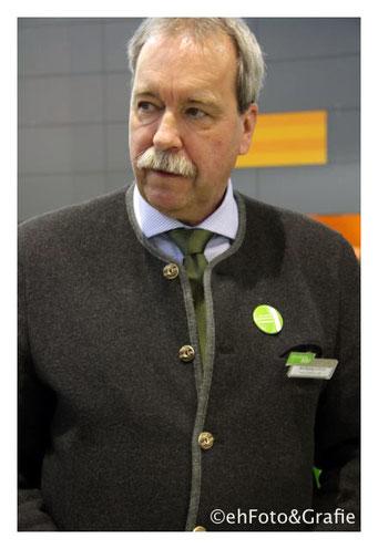 Herr Wolfgang Schütz Geschäftsführer Mythos-Schwäbische Alb Tourismusgemeinschaft