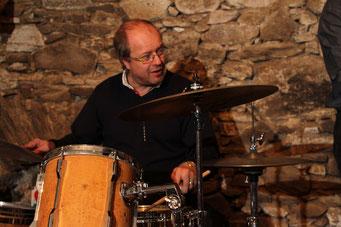 Gerald Endstrasser - Schlagzeug