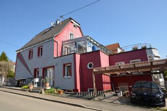 Bewertung & Verkauf: Zweifamilienhaus mit Anbau in Nürtingen