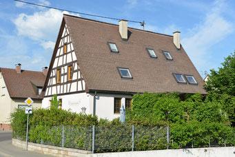Bewertung & Verkauf: Einfamilienhaus mit ehemaligem Ladengeschäft in Oberboihingen