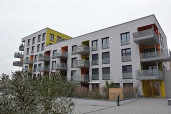 Vermietung: Neubau-Eigentumswohnung in Tübingen (Französisches Viertel)