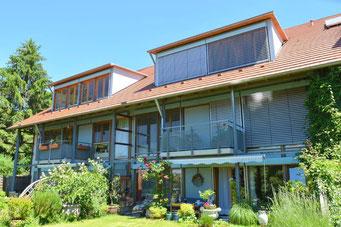 Vermietung: Moderne Eigentumswohnung in Neuffen