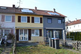 Bewertung & Verkauf: Reihenmittelhaus in Reutlingen (Römerschanze)
