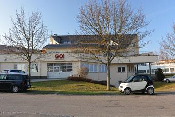 Vermietung: Gewerbehallen in Riederich