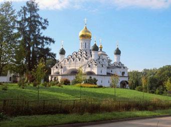 Храм Николая Чудотворца, Николо-Урюпино.