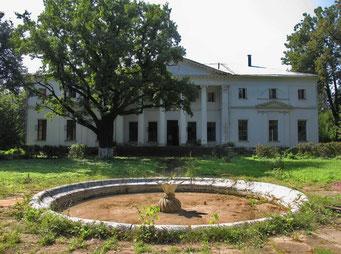 Петрово-Дальнее главный дом.