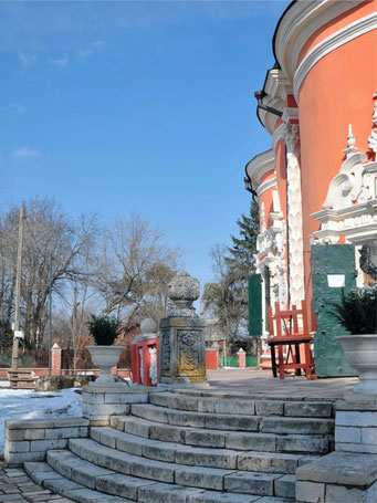 Во время Отечественной войны 1812 г. Через Уборы проходили французы, сильно разорившие храм