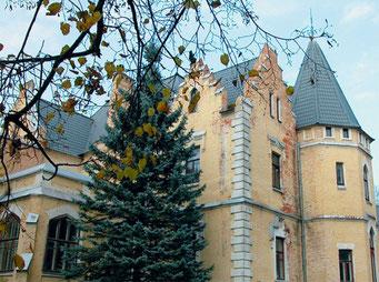 Главный дом усадьбы Успенское