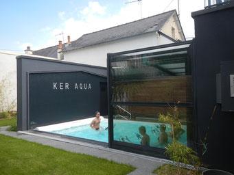 aquabiking piscine exterieur rennes keraqua