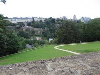Luxemburger Innenstadt