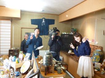地元【石川テレビ放送さん】平成26年1月7日(石川さん情報LIVE リフレッシュ)