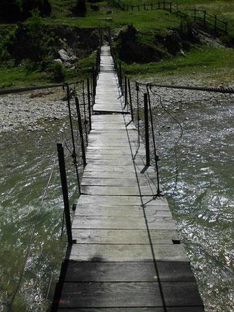 Brücken der Bukovina