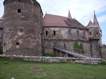 mystische Burganlage