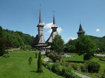 Stabkirchen an der Grenze zur Ukraine