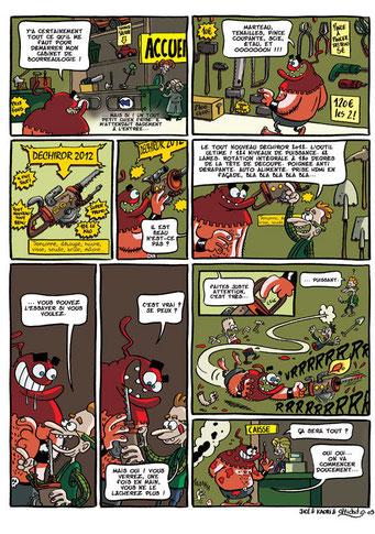 Hiatus (avec un hache) - page 10