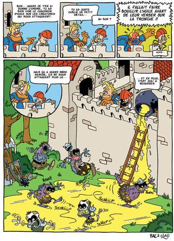 Berlok - Apprenti chevalier - page 2