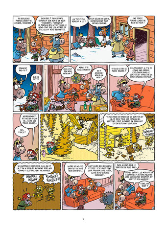 Les 4 Rennes - tome 2 - page 5