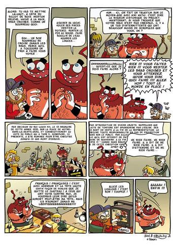 Hiatus (avec un hache) - page 4