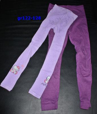Art.1.6.117 Leggingstrumpfhosen  , dunkele(kids) länger und oben breiter 3chf , helle waschpilling 2 chf zusammen 5chf