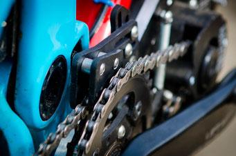 bosch guida del kit per bici elettrica