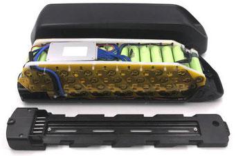 additional battery E-MTB