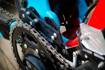 protector de cadena biccicletas