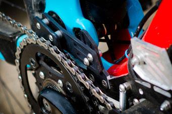 guida del kit per bici elettrica polini