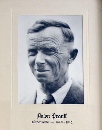 Anton Prantl - 1940 - 1945