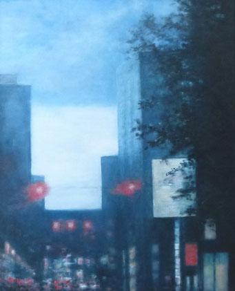 Stadtlichter 80x100