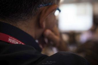 מקשיבים - צילום הרצאה