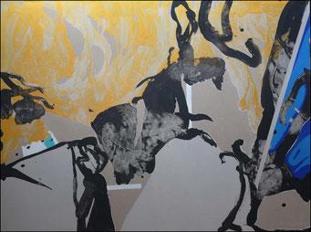 14. acrylique sur toile.