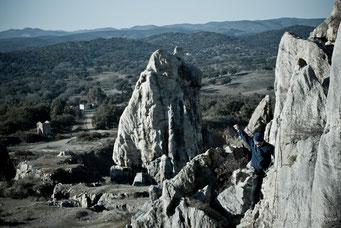 Día de escalada